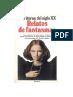Varias Autoras - Escritoras Del Siglo XX - Relatos de Fantasmas