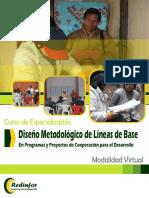 Linea de Base. Proyectos Sociales