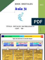 Sintaxis Oracional Bachillerato Edit Sm1