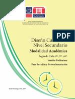 An9x Secundaria Segundo Ciclo Modalidad Academicapdf