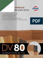 Ficha Guardapolvo Dv80