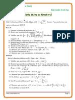 Serie Fonctions Reciproque Lpbt (1)
