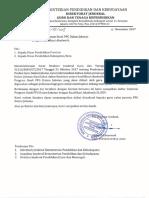 Surat Edaran Linieritas PPG Dalam Jabatan