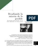 CASTILLO, Christian - Desafiando la miseria de lo posible.pdf