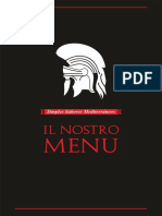 Menu Salvatore 2016
