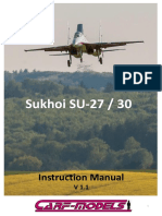 Su 27 Instruction Manual Ver 1 4