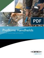 WTW ProfiLine Handhels Series