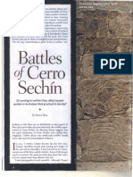57 Battles of Cerro Sechin, Do carvings in northern Peru reflect ancient warfare or an Andean ritual practiced to this day (Erica Hill, 2004).pdf