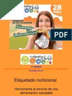 Etiquetado Nutricional Transparencias Fesnad Definitivo