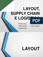 Layout, Supply Chain e Logística