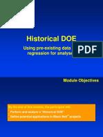 05 Historical DOE