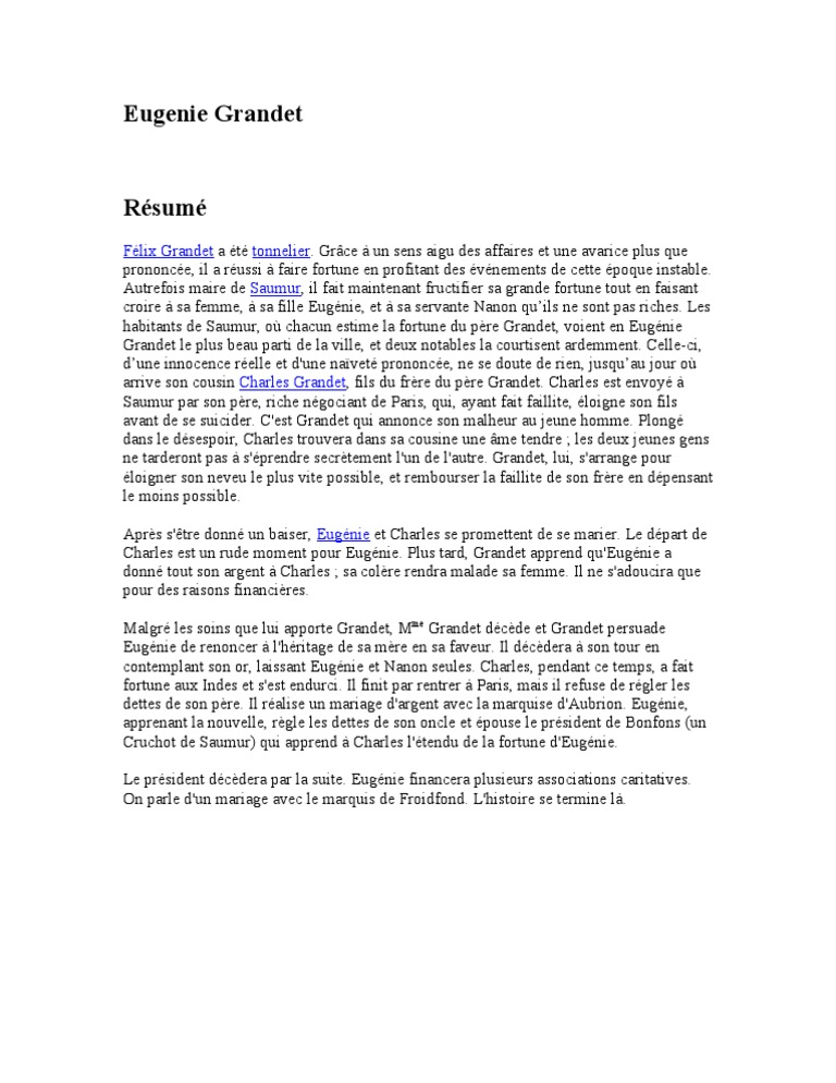 Resume de eugenie grandet cheap research proposal ghostwriting websites for mba