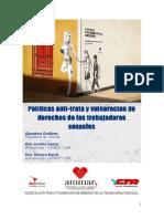 Politicas Anti-trata y Vulneracion de Derechos de Las Trabajadoras Sexuales - Ammar