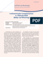 Nutrologia AlimCompl Metodo BLW