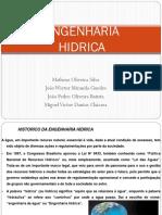 ENGENHARIA HIDRICA