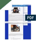 Actualizaciones Pag Web