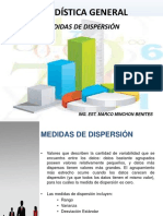 Semana 4.1 - Medidas de Dispersion