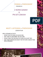 Nora & Ct Zakiah Muet Lesson Plan - Friendship