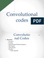 Convolution Al Codes