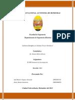 Auditoría Energética Técnico Honduras