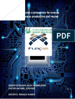 Informe de Proyecto de Simulacion y Modelaje de Procesos