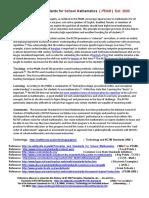 NCTM PSSM FocalPoints CommonCoreStandards