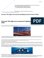 Forecast_ the High-End Commercial Lighting Market Trends of 2018 - Pin Fin Heat Sink _ LED Heat Sink _ LED Cooler