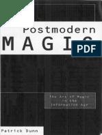 Postmodern-Magic by Dunn