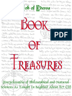 Job of Edessa - Book of Treasures