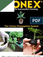 Clonex Propagation Guide HDI2017