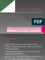 India's Agricultural Trade_Vijay Rajmohan