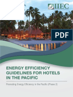 How to Make Efficiency Energy for Hotels