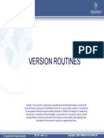VersionRoutines-R4(PPT)