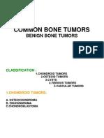 Common Bone Tumors