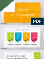 2.1.Companies and Work Arrangement