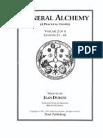 Jean Dubuis - Mineral Alchemy Vol 2