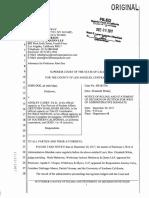 John Doe v  Cornell - Motion of 23 Cornell Law Professors to