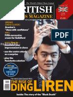 British Chess Magazine 2017 June