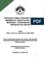 Prof. Dr. Adel Zamri, MS. DEA