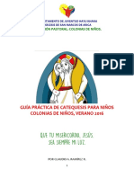 Catequesis Chile