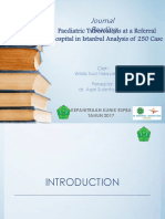 Journal Reading Pediatric Tuberculosa