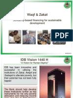 IDB Mahiridrissipresentation