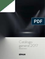 Catalogo General Iluminacion Interior Led Simon 2017