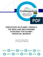 Derivatives in If
