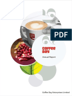 Coffee Day Annual Report 2015