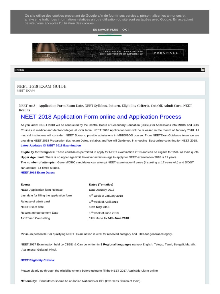 http://www neetexamguidance com | Student Assessment And