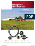Agco Bearing Cross Reference Guide
