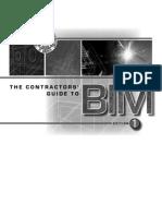 AGC BIM Guide for Contractors