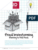Content Fraud Brainstorming