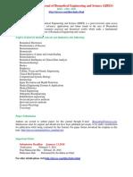 366870702 IJBES International Journal of Biomedical Engineering and Science